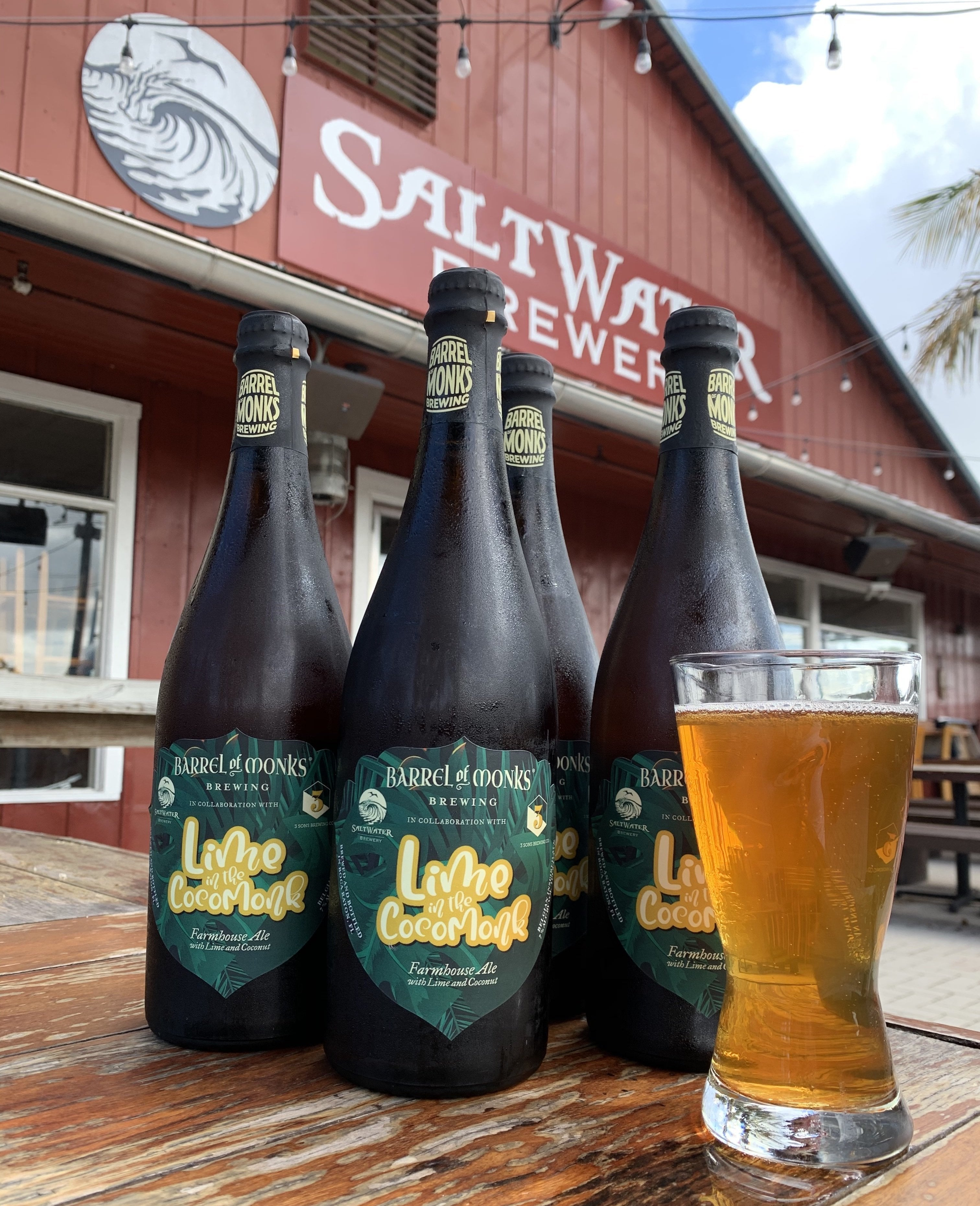 What's Brewing at Saltwater Brewery - October 10th