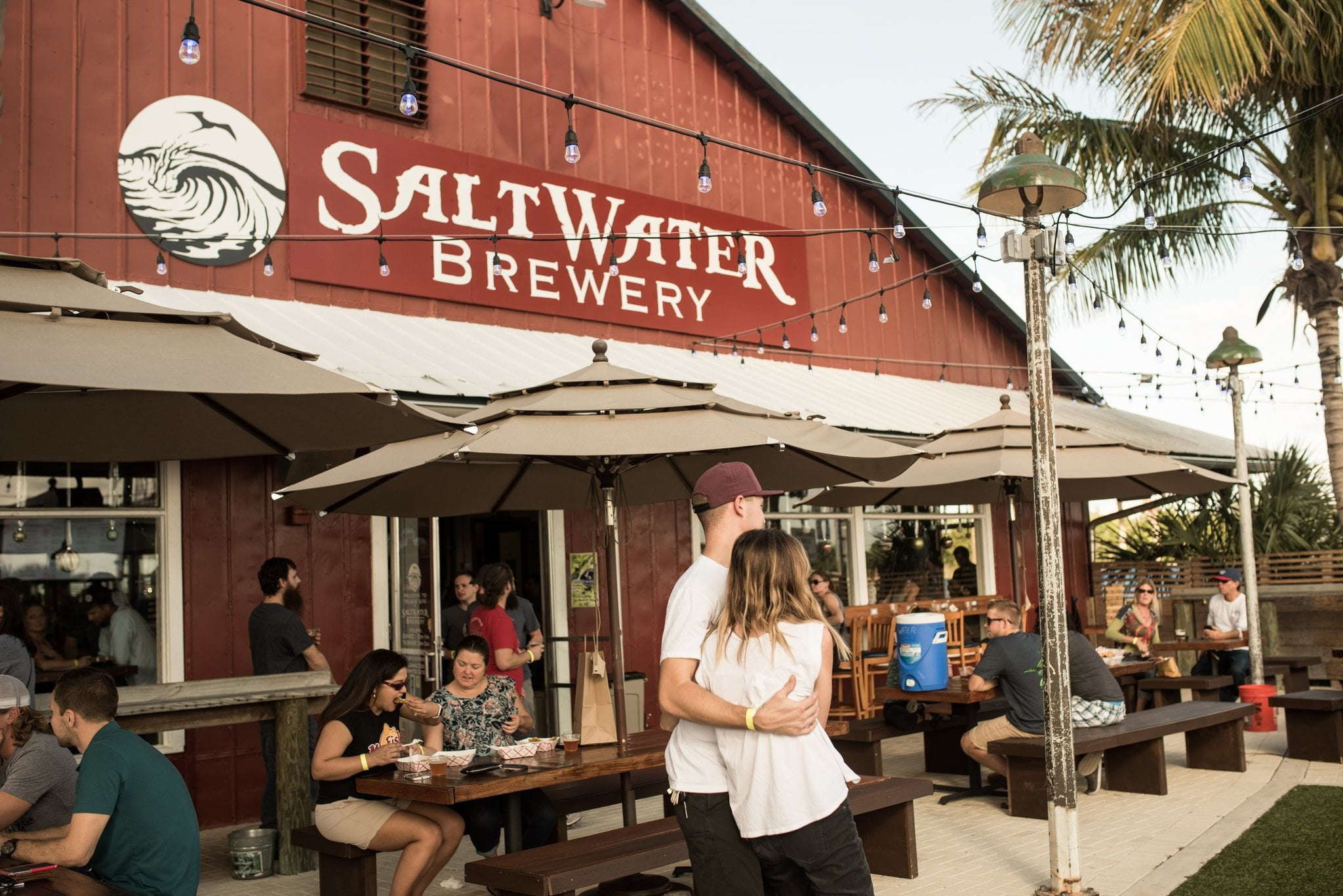 What's Brewing at Saltwater Brewery - July 18th