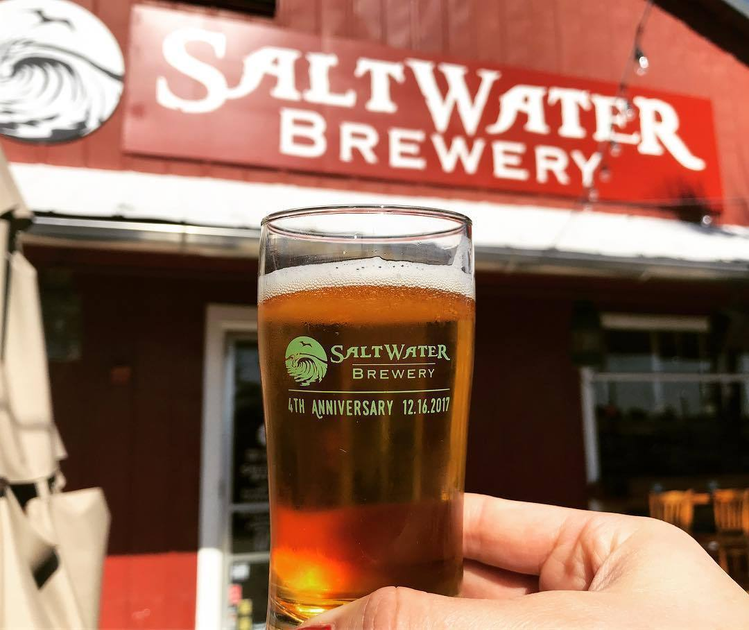 December 14th - What's Brewing at Saltwater Brewery