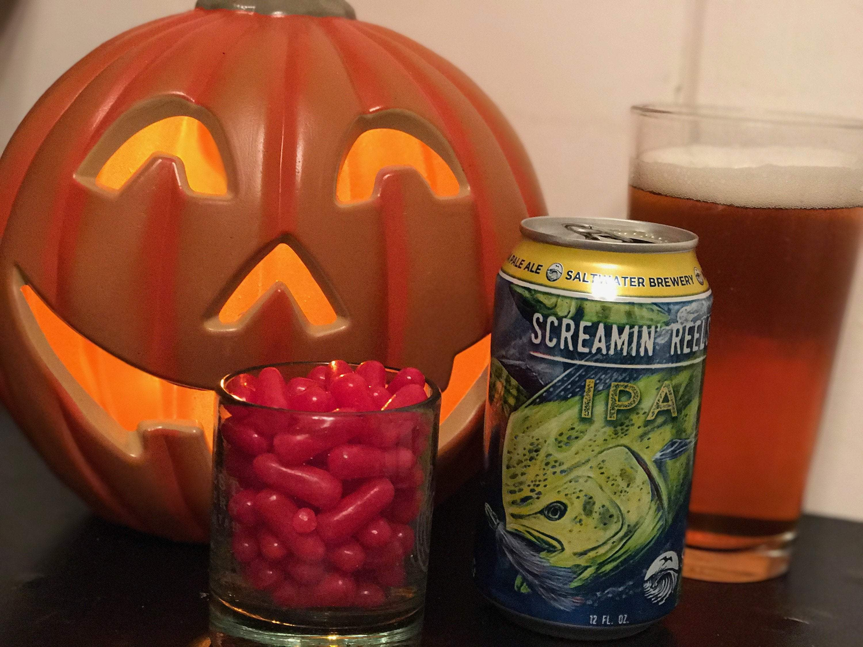 October 26th - What's Brewing at Saltwater Brewery