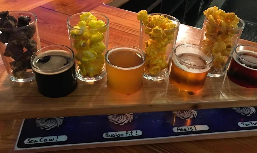 What's Brewing at Saltwater Brewery - April 25th