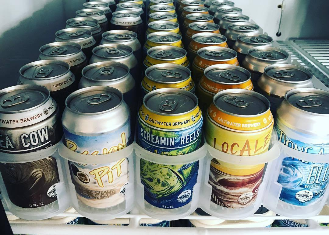 What's Brewing at Saltwater Brewery - October 11th🍻🏃🏃‍♀️