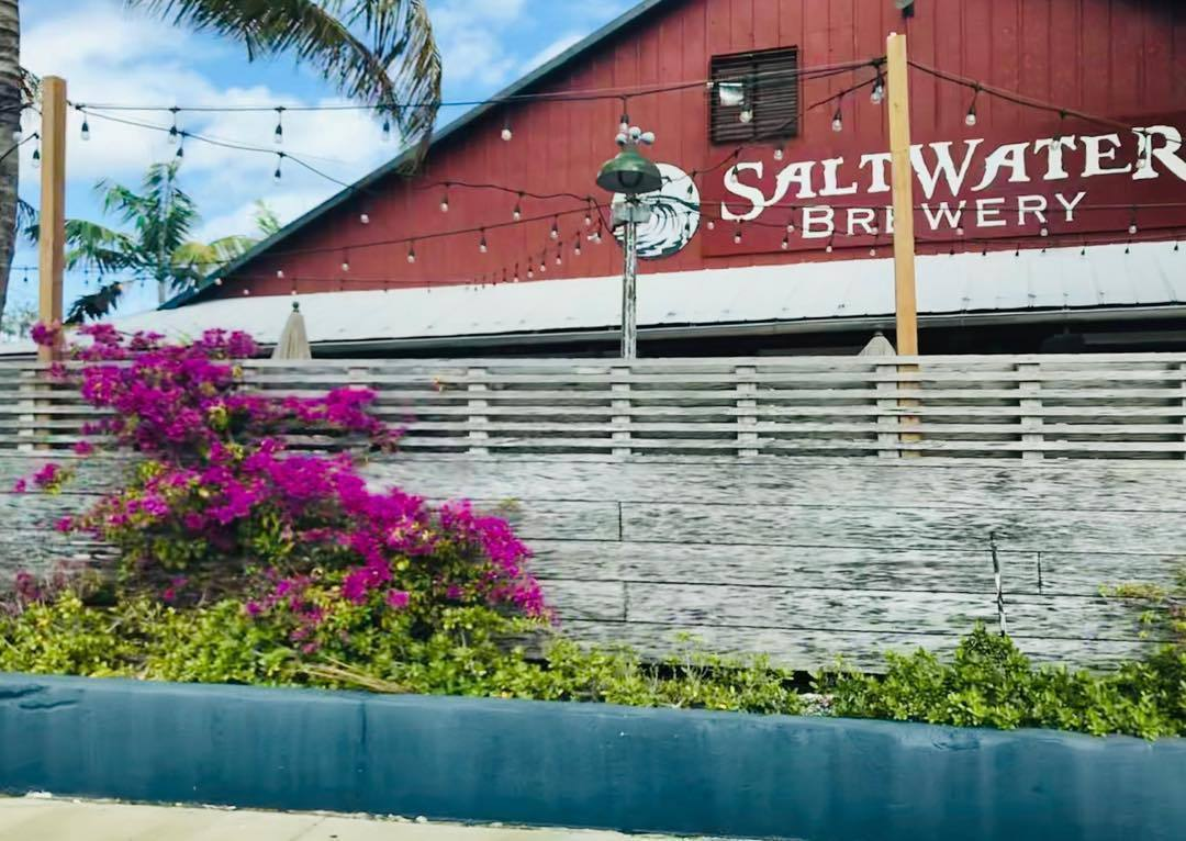 What's Brewing at Saltwater Brewery - February 7
