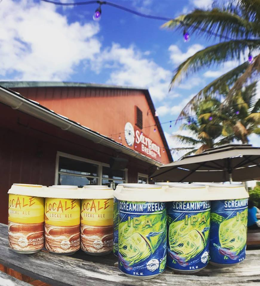 What's Brewing at Saltwater Brewery - January 25th