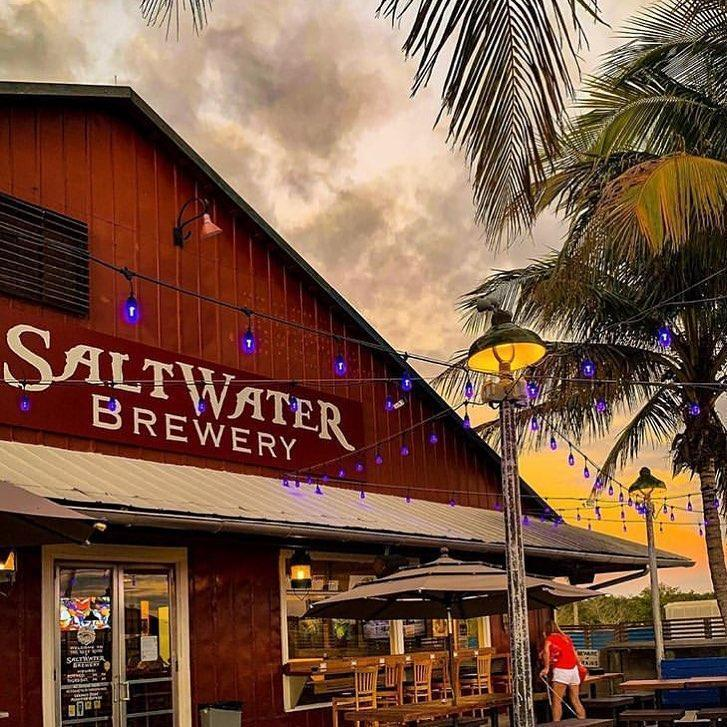 What's Brewing at Saltwater Brewery - January 3rd