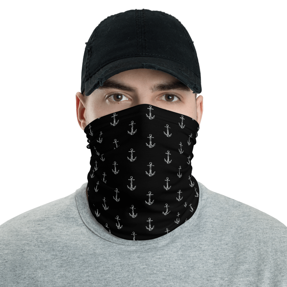 SaltWater Brewery Anchor Neck Gaiter