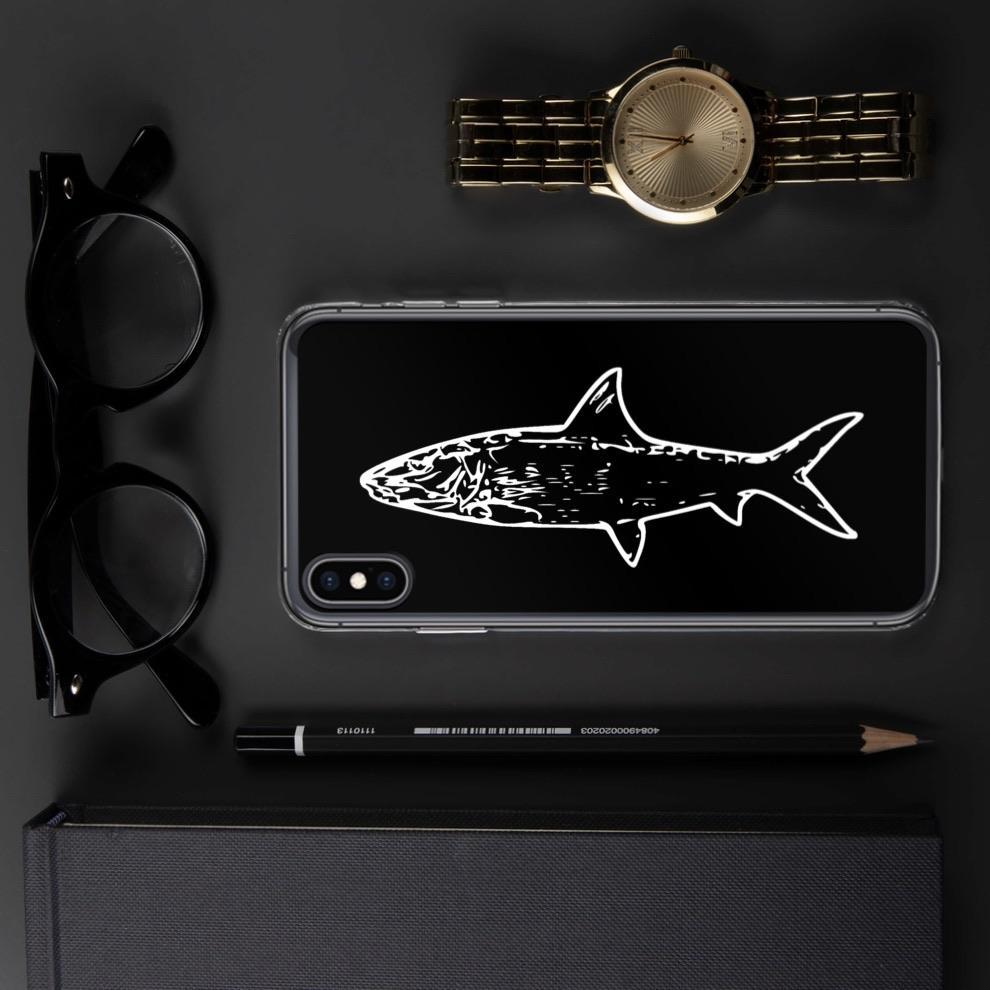 SaltWater Brewery Bonefish iPhone Case