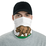 California Flag Neck Gaiter