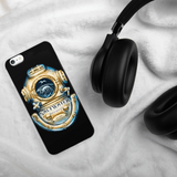 Diver's Helmet iPhone Case