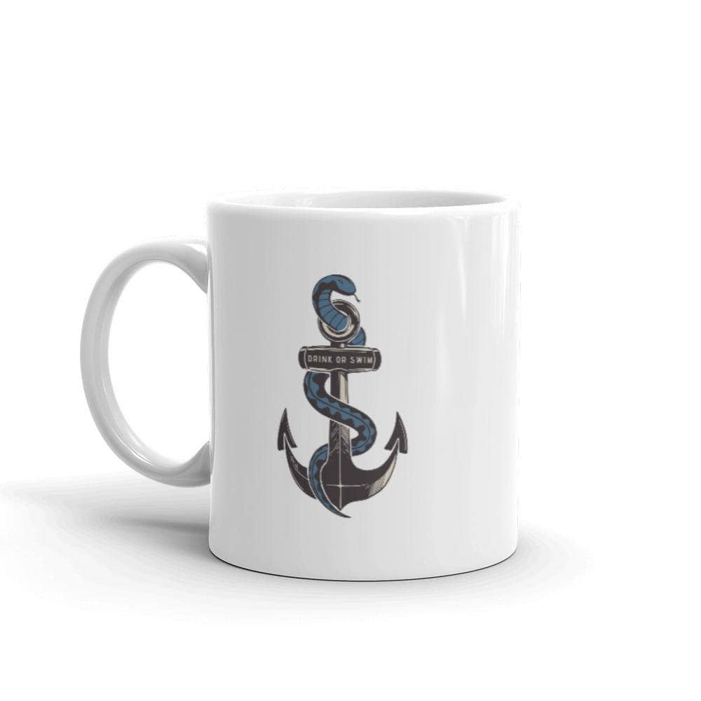 SaltWater Brewery Drink or Swim Mug