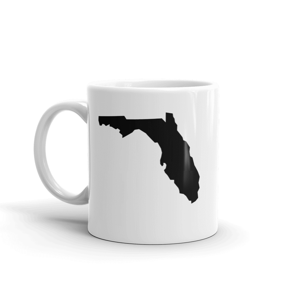 SaltWater Brewery Florida Coffee Mug