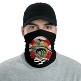 Florida Flag Saltwater Logo Neck Gaiter