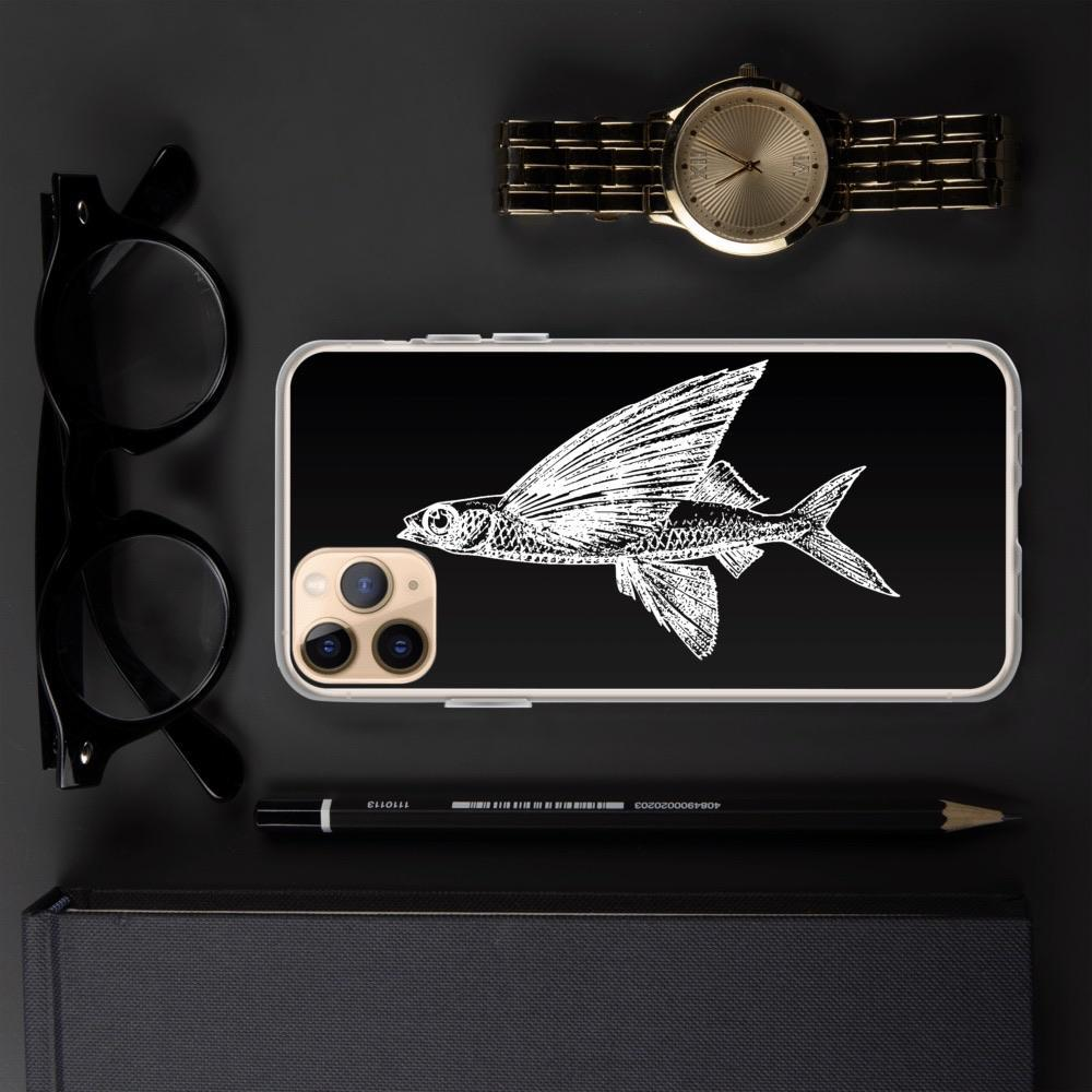 SaltWater Brewery Flying Fish iPhone Case