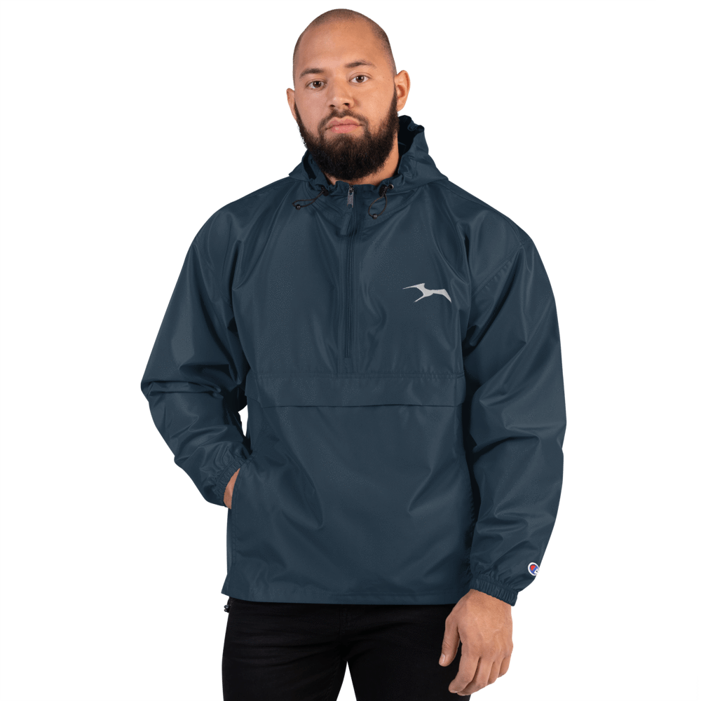 SaltWater Brewery Frigate Embroidered Champion Packable Jacket