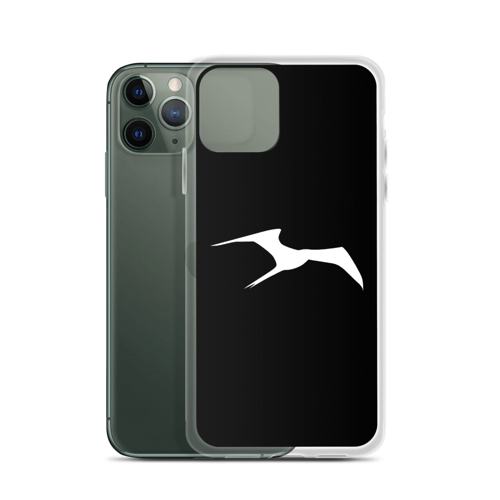 SaltWater Brewery Frigate iPhone Case