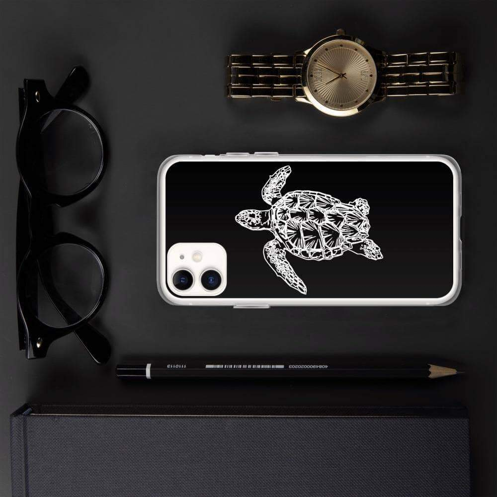 SaltWater Brewery Green Turtle iPhone Case