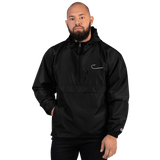 Hook Embroidered Champion Packable Jacket