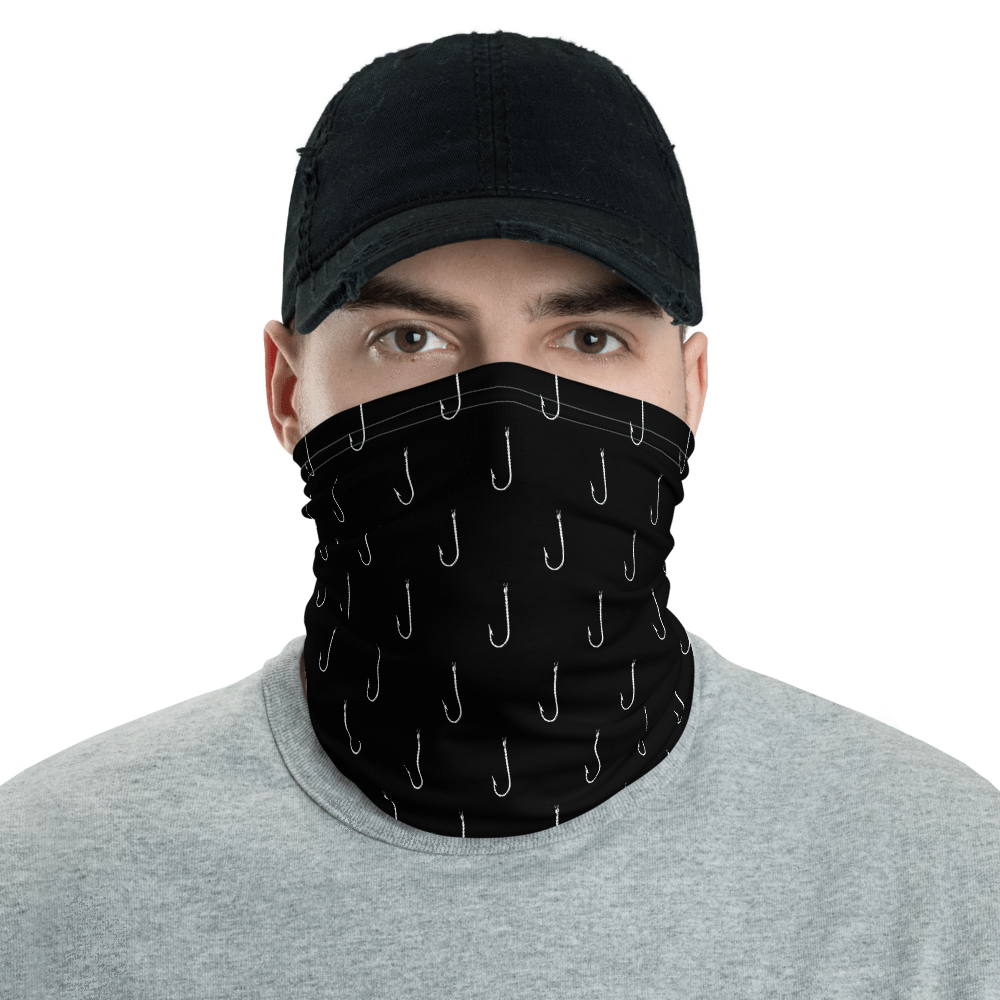 SaltWater Brewery Hook Pattern Neck Gaiter