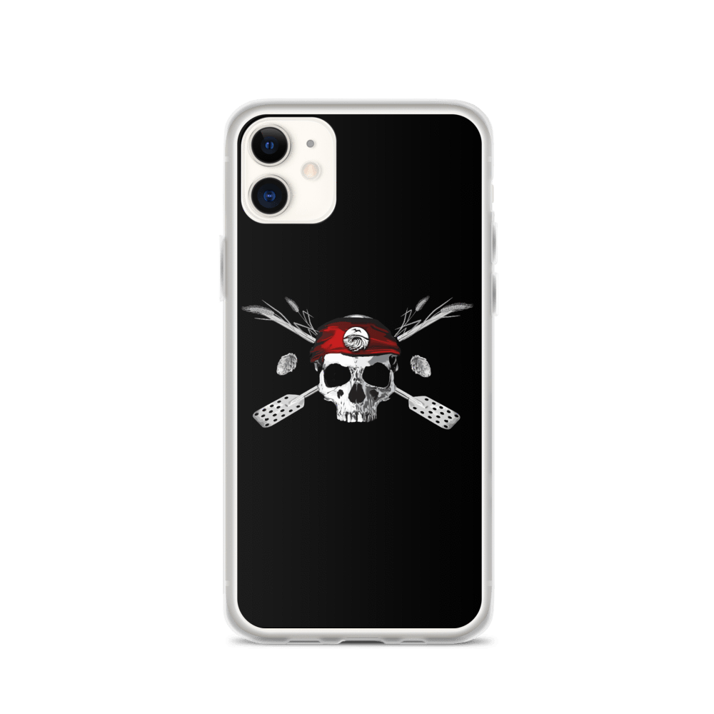SaltWater Brewery Jolly Roger iPhone Case