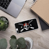Saltwater Pirate iPhone Case