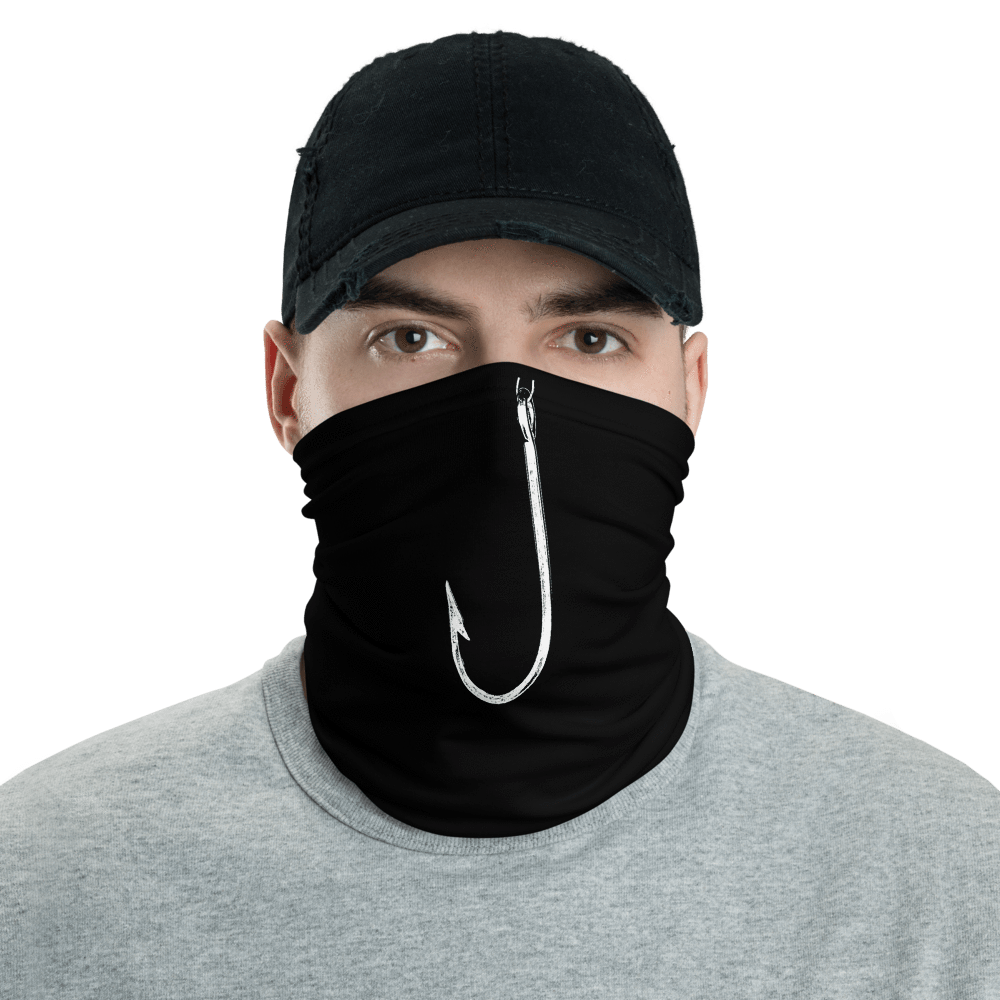SaltWater Brewery Large Hook Neck Gaiter