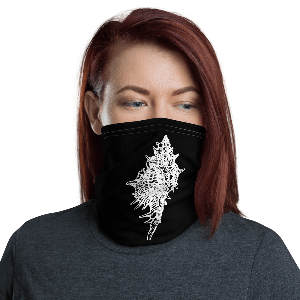 SaltWater Brewery Large Shell Neck Gaiter