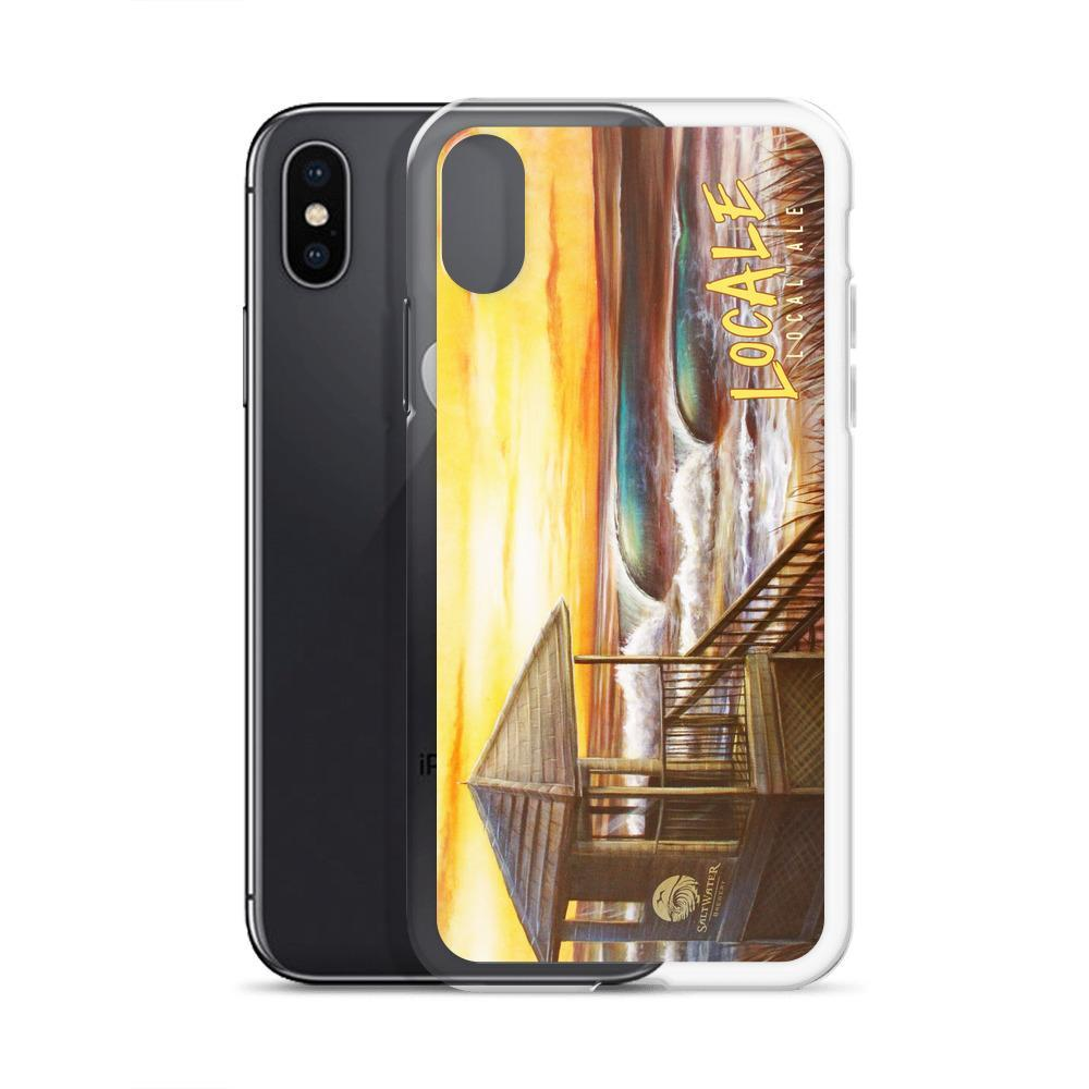 SaltWater Brewery LocAle iPhone Case