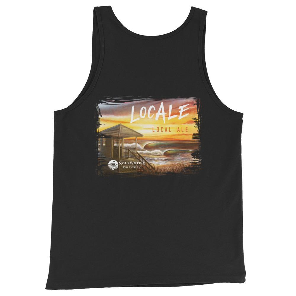 SaltWater Brewery LocAle Unisex Tank Top