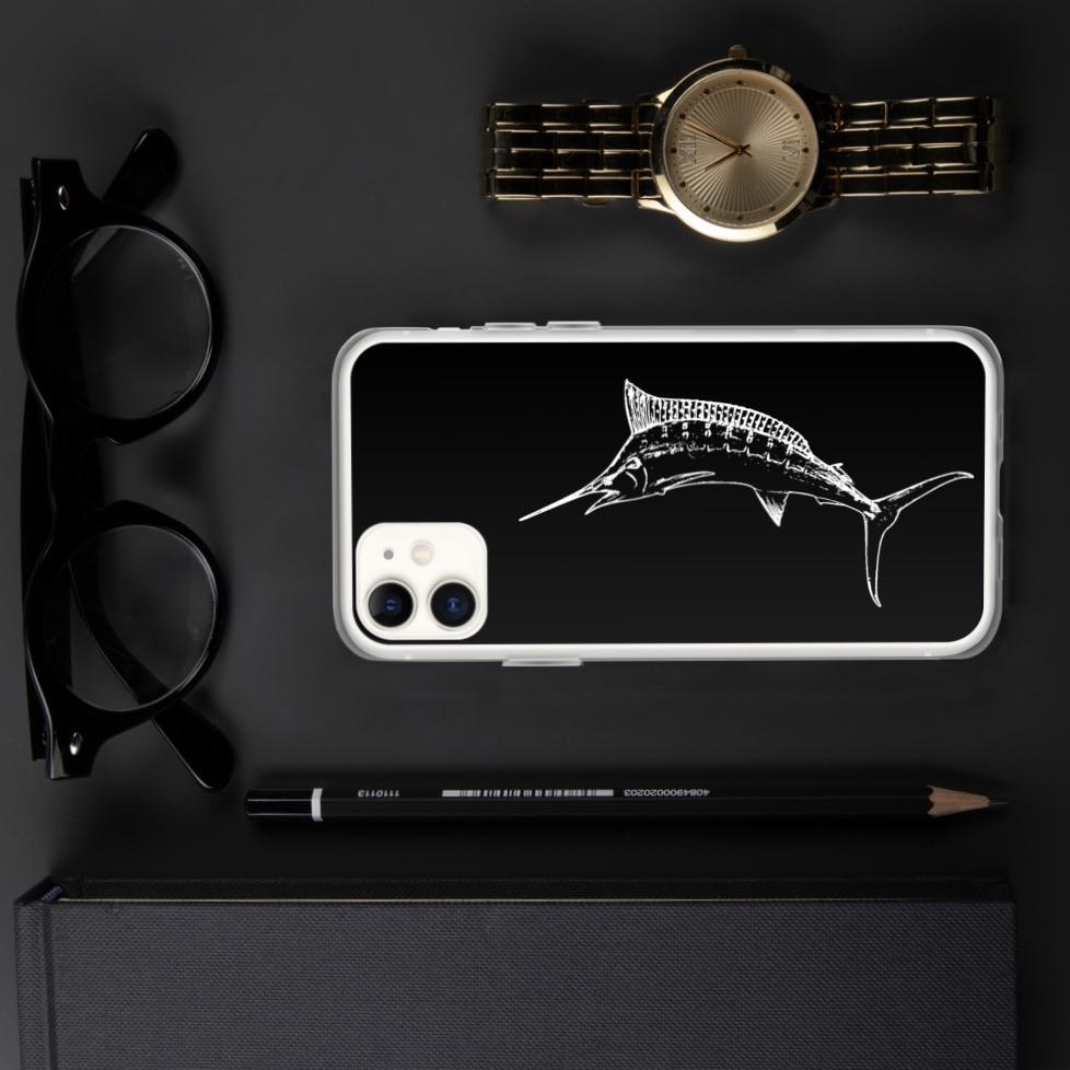 SaltWater Brewery Marlin iPhone Case