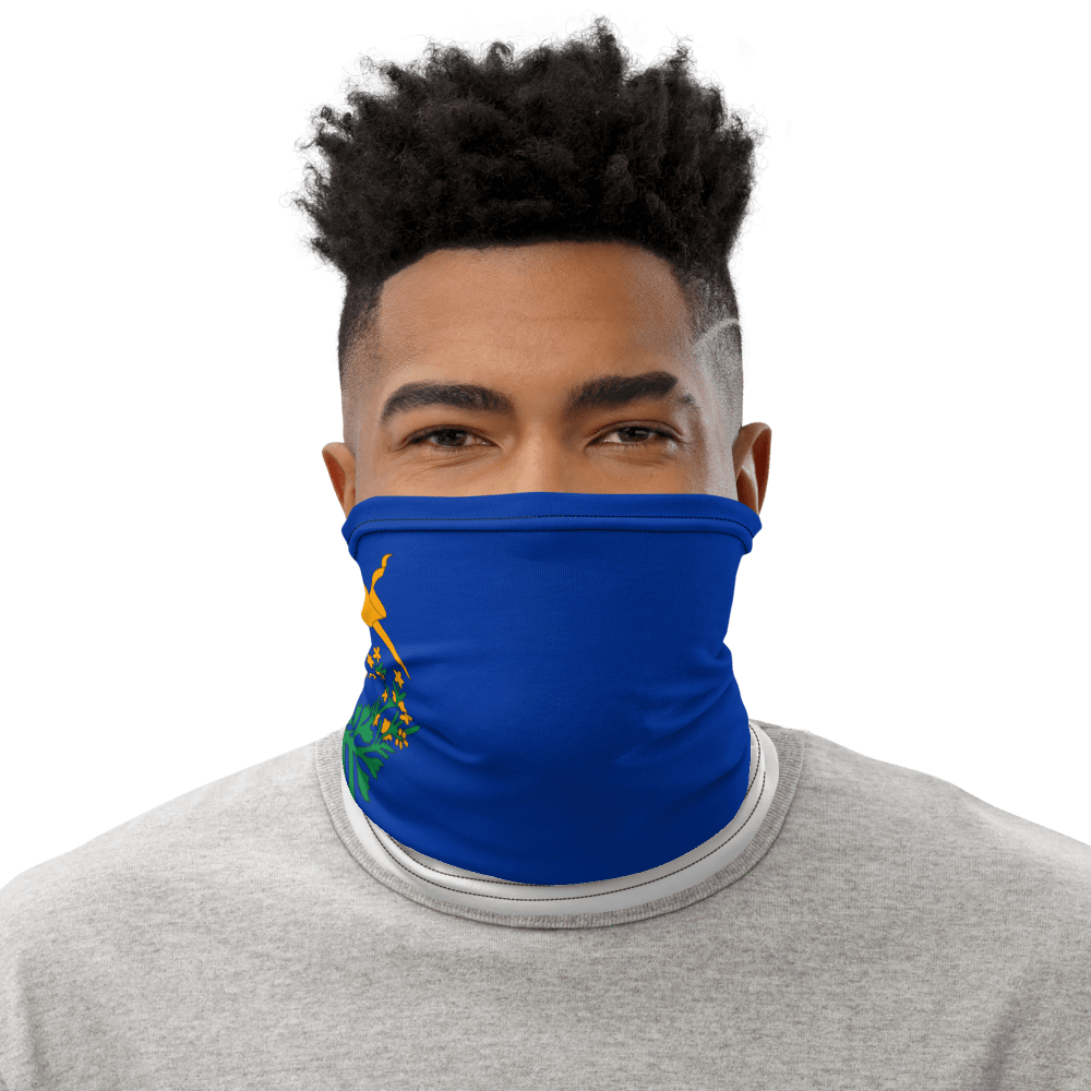 SaltWater Brewery Nevada Flag Neck Gaiter