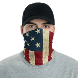 Old Flag Neck Gaiter
