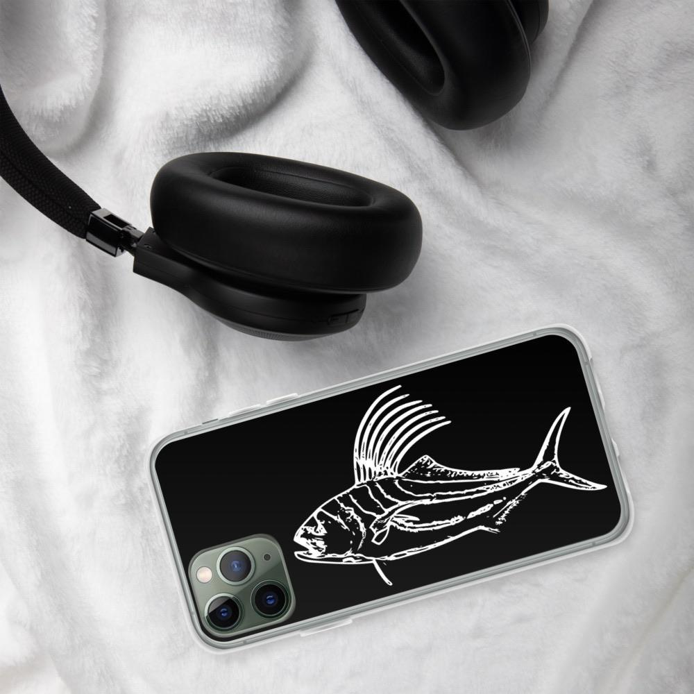 SaltWater Brewery Rooster Fish iPhone Case
