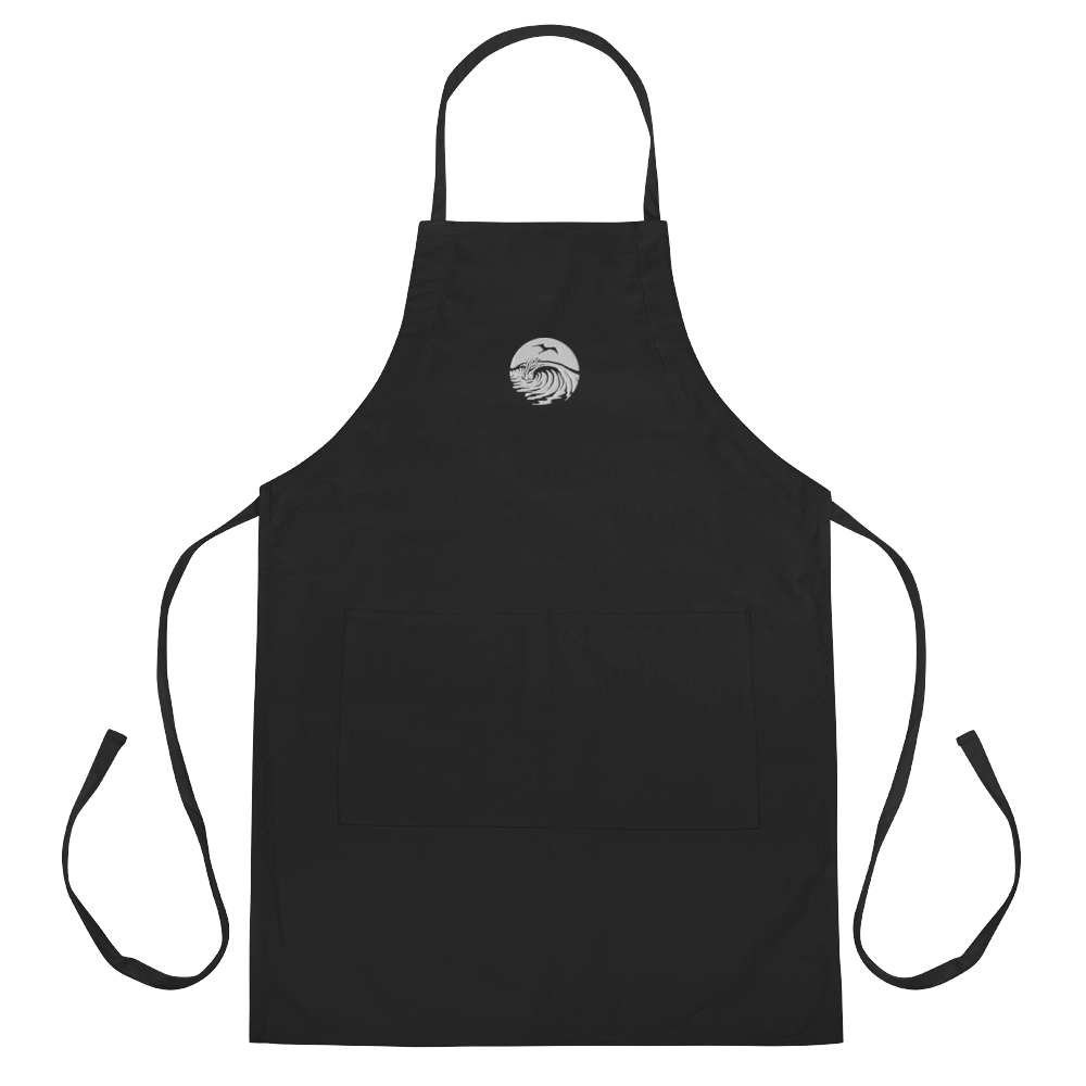 SaltWater Brewery Saltwater Embroidered Apron