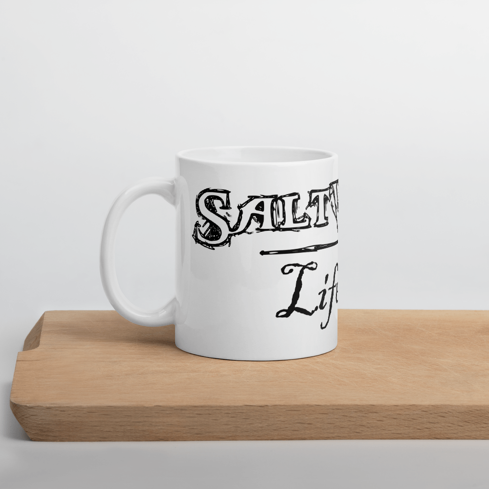SaltWater Brewery SaltWater Lifestyle - Coffee Mug