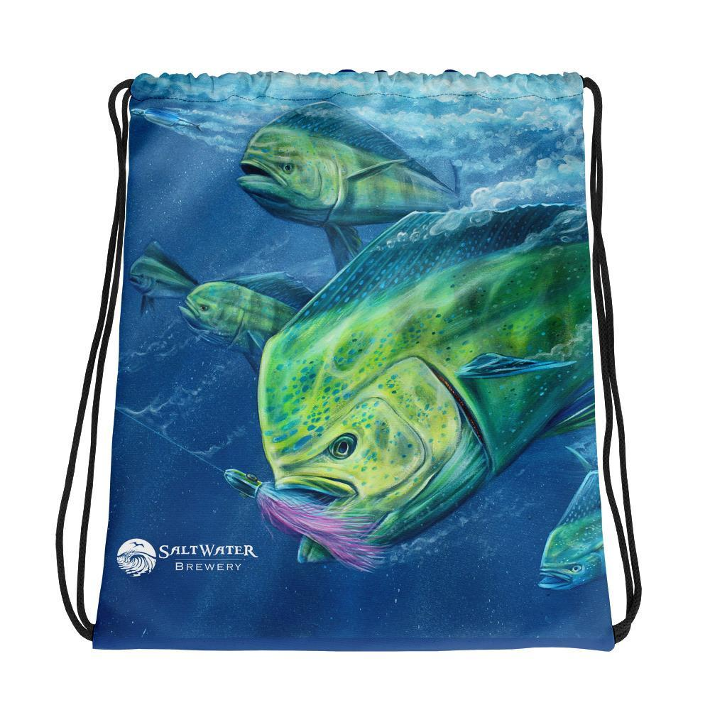 SaltWater Brewery Screamin' Reels - Drawstring bag