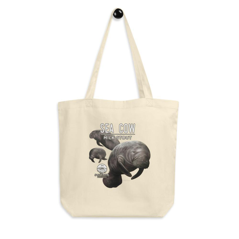SaltWater Brewery Sea Cow Eco Tote Bag