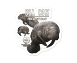 Sea Cow Milk Stout Sticker