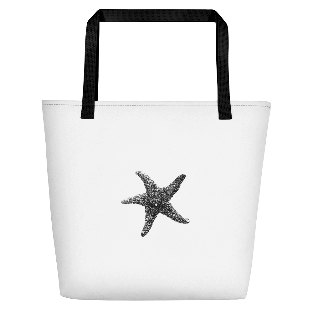 SaltWater Brewery Starfish Eco Beach Tote