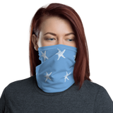 Starfish Pattern Neck Gaiter