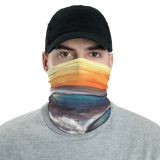 Sunrise Wave Neck gaiter