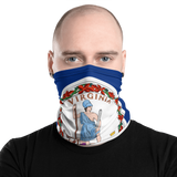 Virginia Flag Neck Gaiter