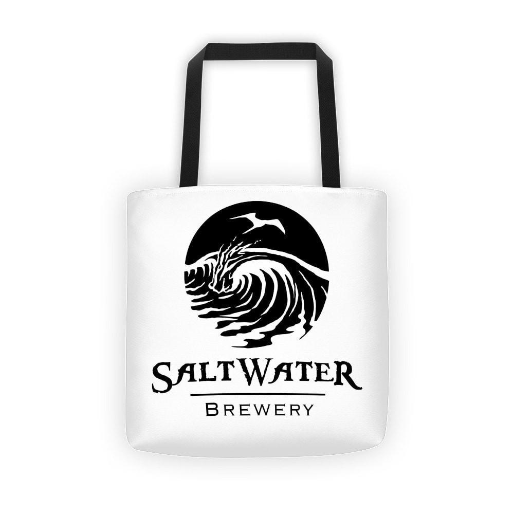 SaltWaterBrewery Reusable Shopping Bag /Beach Tote