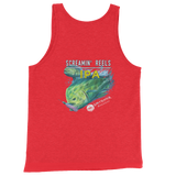 Screamin' Reels - Unisex  Tank Top