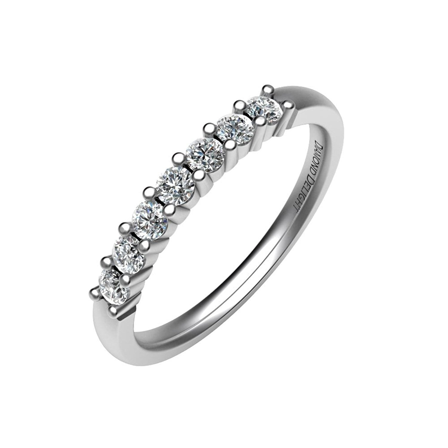 stone ring wishbone rings diamond platinum eternity engagement