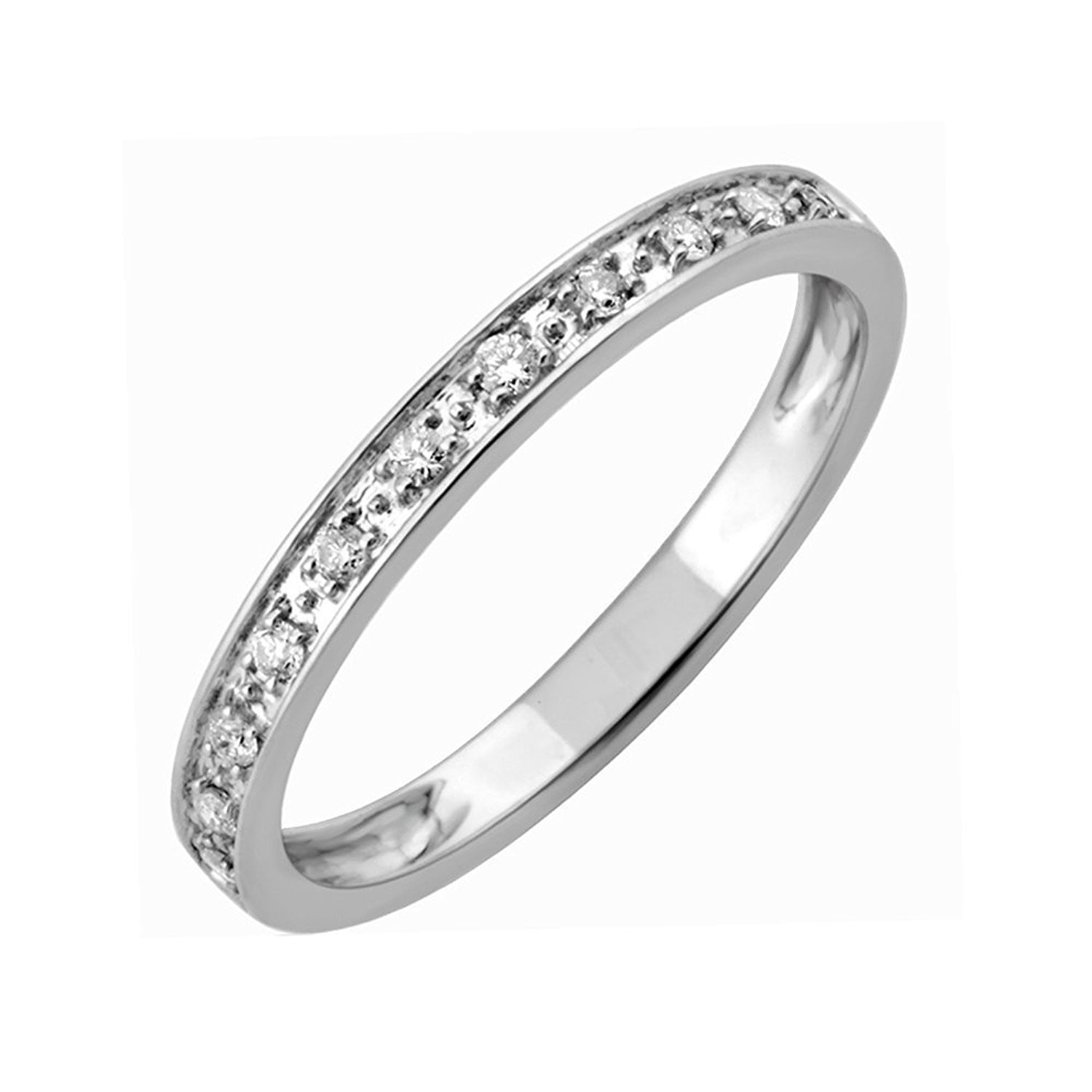 en rings diamond ring ip w wedding canada k eternity asteria t semi white gold walmart tw carat black