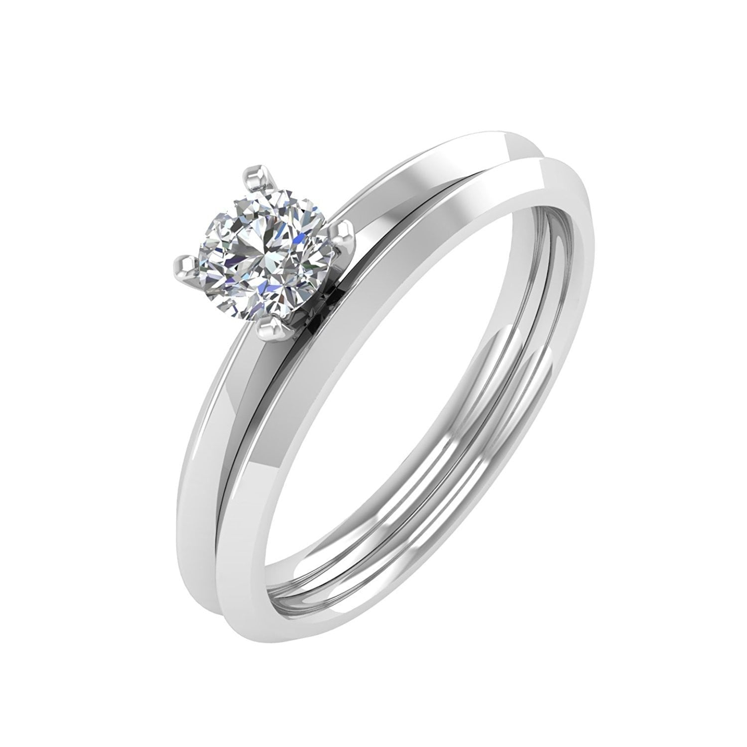 milgrain copy engagement of center silverscape ring round detailing products designs vine rings classic wedding