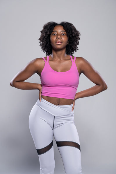 Low Impact Sports Bra - Boss Bunny Sportswear