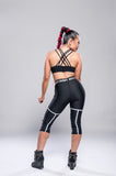 Capri Sports Leggings - Boss Bunny Sportswear