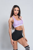 High Impact Sports Bra - Boss Bunny Sportswear