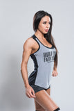 Faith Muscle Racer Back Tank Top - Boss Bunny Sportswear